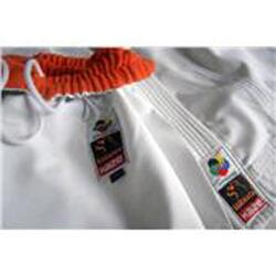 KAZE SURIKATA Slim-fit  Kata Karate gi - 12 oz. - WKF
