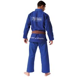 FIGHTNATURE BJJ Gi - Blå - 600g