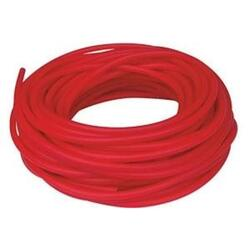 Aserve Latexfri Tubing - Medium - 7,5 m rød
