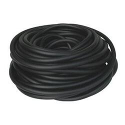 Aserve Latexfri Tubing - Xtra Heavy - 7,5 m sort