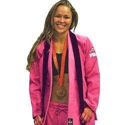 Fuji All Around BJJ Gi - 450g - Pink