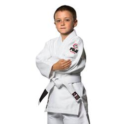 Fuji All Around KIDS BJJ Gi - 550g - Hvid