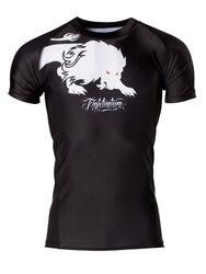 FIGHTNATURE MMA Rash Guard Short sleave