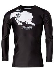 FIGHTNATURE MMA Rash Guard Long sleeve