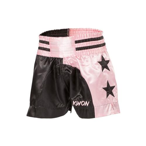 KWON LADY Thai Shorts Sort/pink