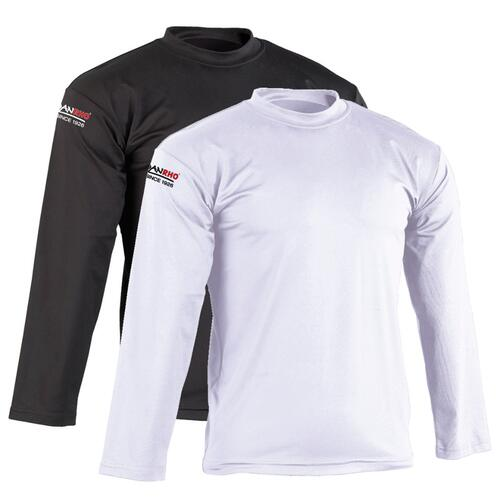 DANRHO Rash Guard Long Sleeve Shirt