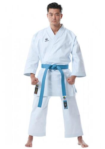 TOKAIDO KATA MASTER PRO Karate gi - Made in Japan - 14 oz - WKF