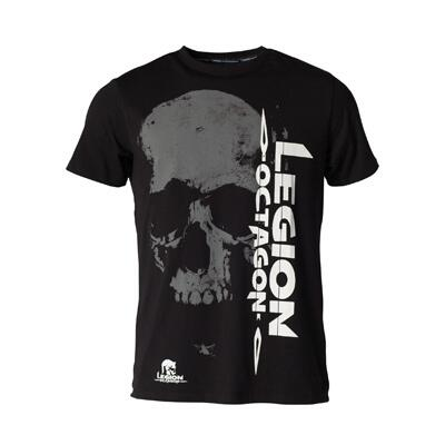 "Legion Octagon MMA T-shirt ""Smile"""