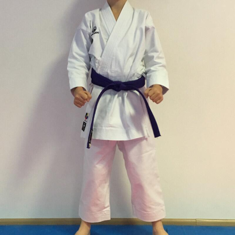 TOKAIDO KATA MASTER JUNIOR Karate gi - 12 oz - WKF