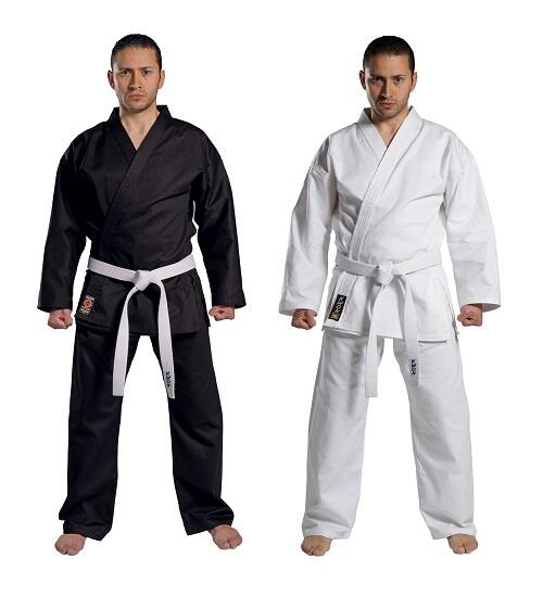 KWON TRADITIONEL Karate gi Sort 8 oz.